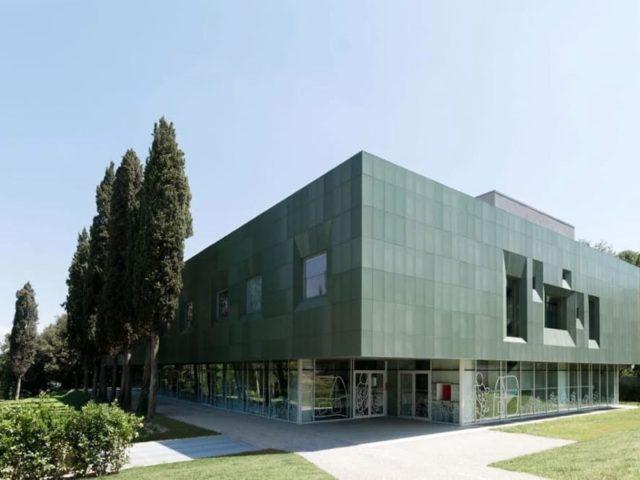 Il nuovo futuro di Casa Verde Inaugurata la struttura da cinque milioni.
