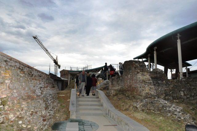 Un museo in 3D con la grande storia degli scavi e della Rocca