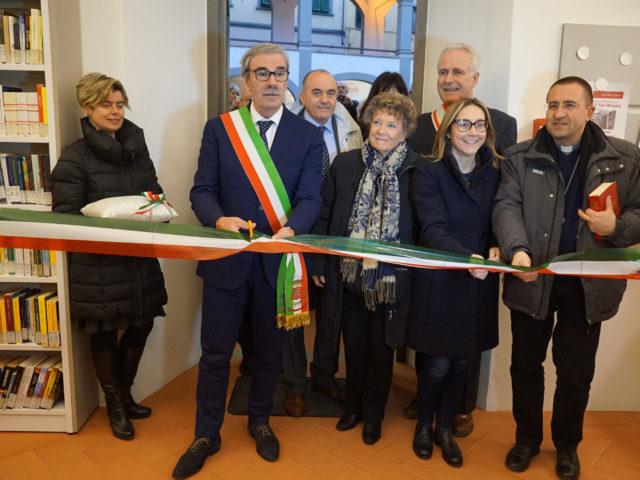 La nuova biblioteca arricchisce il complesso di San Domenico