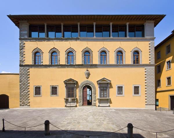 Palazzo Grifoni aperto al pubblico
