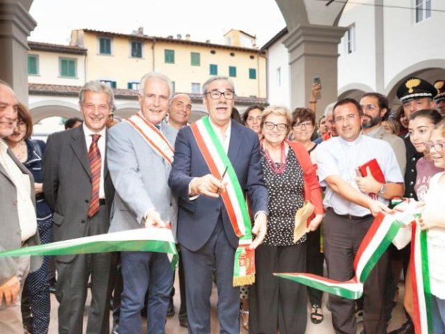 Il complesso di San Domenico diventa il palazzo della cultura