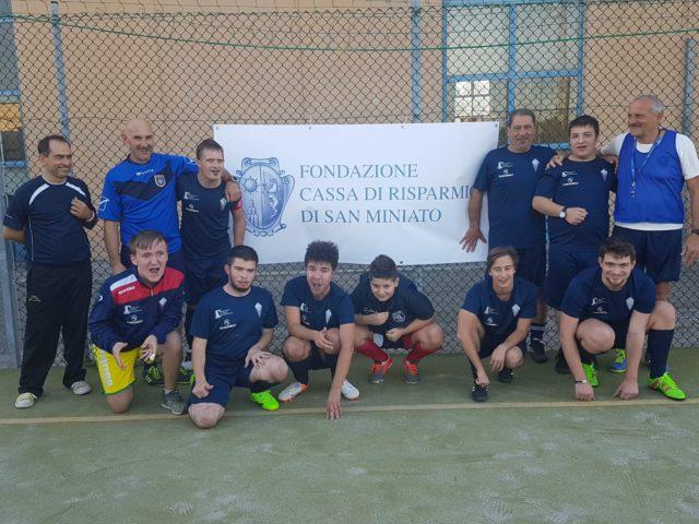 La Fondazione a fianco dei ragazzi disabili per lo sport