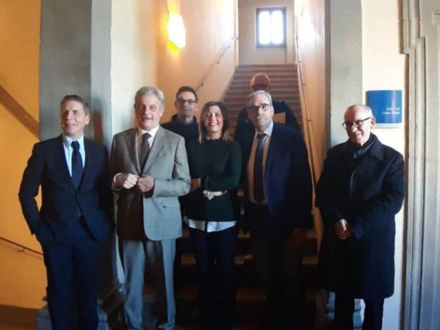 Fondazione Cassa di Risparmio di San Miniato e Crédit Agricole Italia annunciano una serie di iniziative congiunte per il territorio in ambito sociale, culturale ed economico